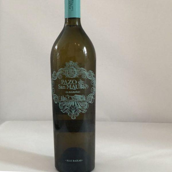 witte wijn uit Spanje